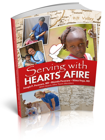 Serving with Hearts Afire | Chronicles the Mission Journeys of 10 Ordinary People who decided to do extraordinary things.